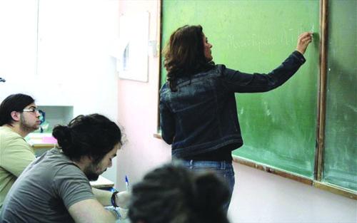 Η  Οδύσσεια του εκπαιδευτικού ~ ΚΑΘΗΓΗΤΕΣ ΣΤΑ ΟΡΙΑ …ΠΑΡΑΚΡΟΥΣΗΣ