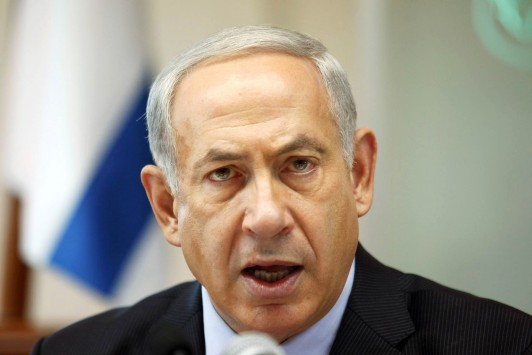 Νετανιάχου: Οι Παλαιστίνιοι να αναγνωρίσουν το Ισραήλ ως εβραϊκό κράτος