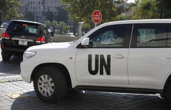 Συρία: Η πρώτη μέρα καταστροφής χημικών όπλων