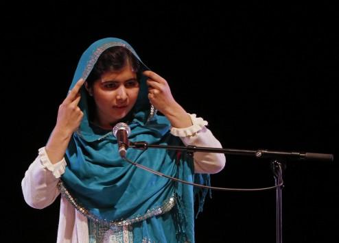 Η Πακιστανή που γλίτωσε από δολοφονία ταλιμπάν, θέλει να γίνει πολιτικός