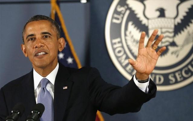 Ομπάμα: Καλέστε ψηφοφορία εδώ και τώρα