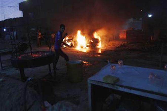 Τουλάχιστον 38 οι νεκροί στο Ιράκ