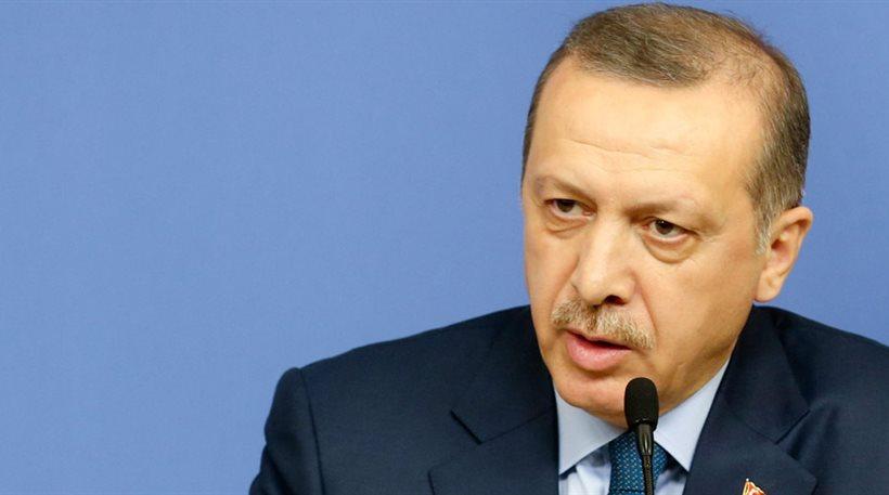 Ερντογάν: Οι Έλληνες πρωθυπουργοί μας εμπαίζουν