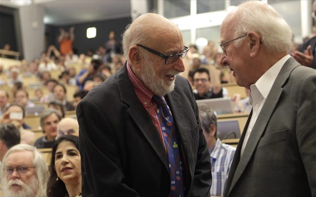 Στο «σωματίδιο του Θεού» το βραβείο Νόμπελ Φυσικής 2013