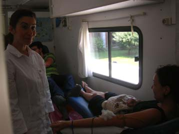 Αιμοδοσία εργαζομένων στην ΑΓΕΤ
