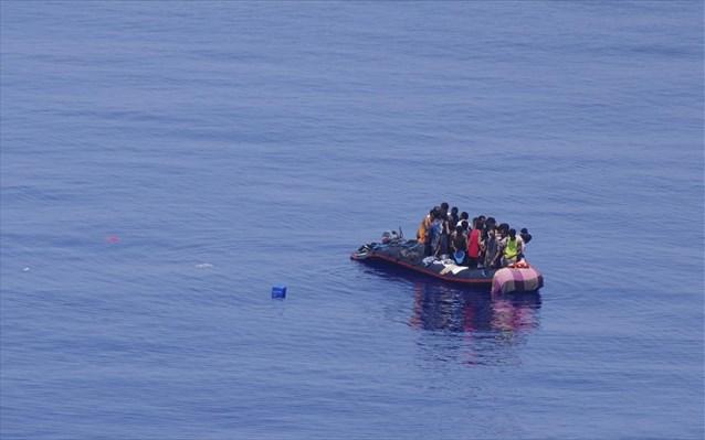 Πλοιάριο με παράνομους μετανάστες εντόπισαν οι αρχές του Λιβάνου