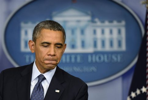 «Ανοίξτε το κράτος και συζητάμε» λέει ο Ομπάμα στους Ρεπουμπλικάνους
