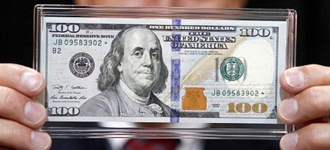 Κυκλοφόρησαν τα νέα χαρτονομίσματα των 100 δολαρίων