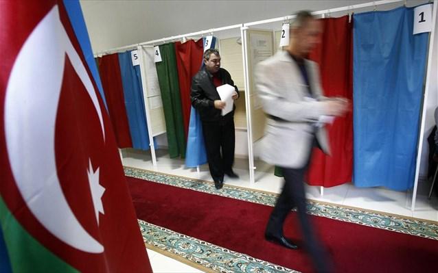 Προεδρικές εκλογές στο Αζερμπαϊτζάν
