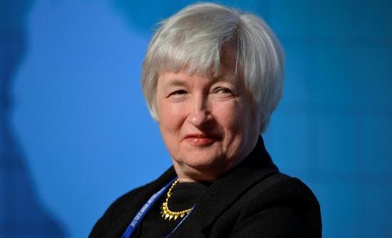 Μια γυναίκα στο τιμόνι της Fed