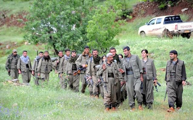 Τουρκία: Πλήγματα κατά κούρδων ανταρτών εντός Ιράκ ενέκρινε και πάλι η Εθνοσυνέλευση