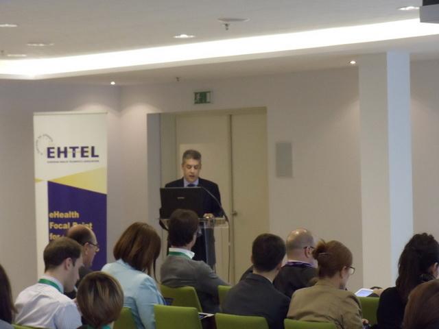 Ομιλητής σε ημερίδα στις Βρυξέλλες ο Κ. Αγοραστός
