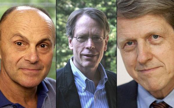 Σε τρεις Αμερικανούς το Νόμπελ Οικονομίας που χαρτογράφησαν το μέλλον των μετοχών