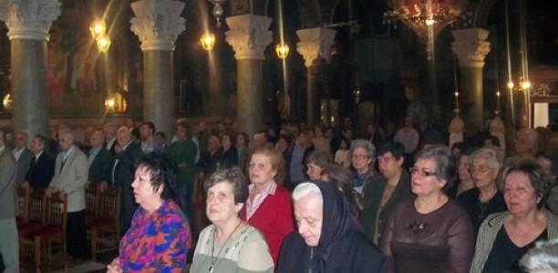 Ιερά αγρυπνία για τον Άγιο Κοσμά τον Μελωδό