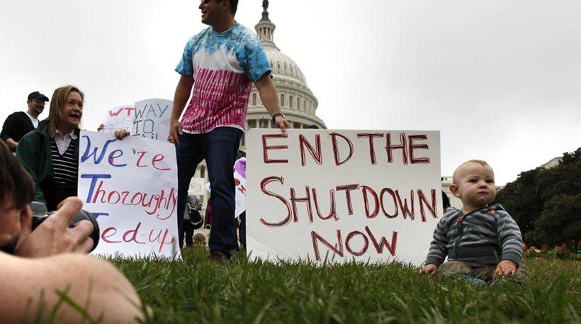 ΗΠΑ: Κοντά στην άρση του αδιεξόδου