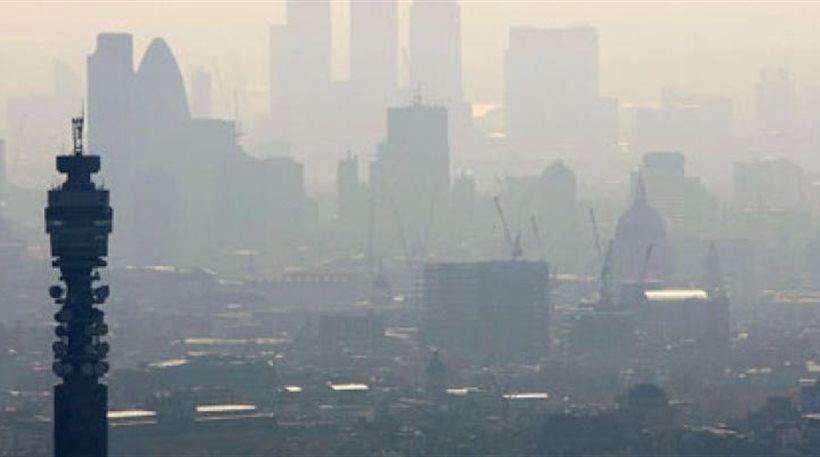 Ευρωπαϊκή Υπηρεσία Περιβάλλοντος: Εκπέμπει SOS για την ατμοσφαιρική ρύπανση
