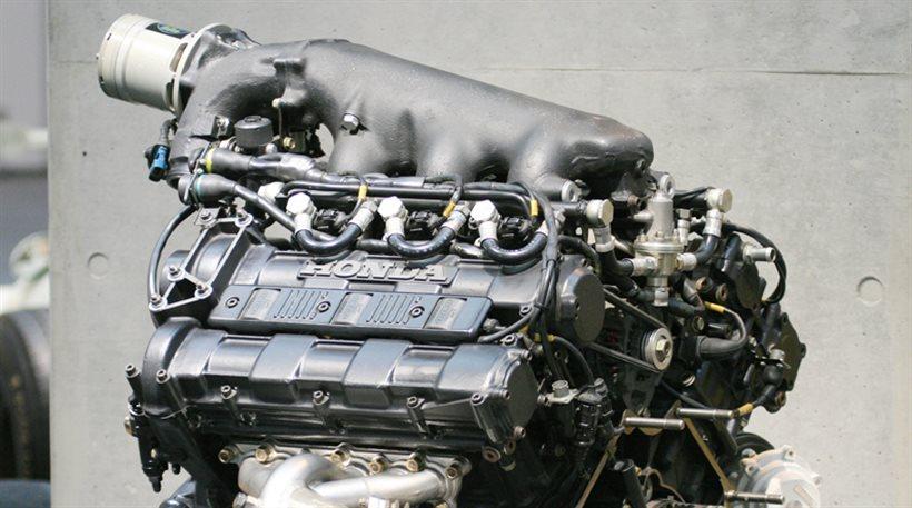 F1: Ο νέος κινητήρας της Honda!