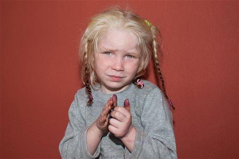 Και η Interpol στις έρευνες για τους γονείς του 4χρονου κοριτσιού