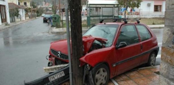 Νεκρή 31χρονη σε τροχαίο στο Ριζοβούνι