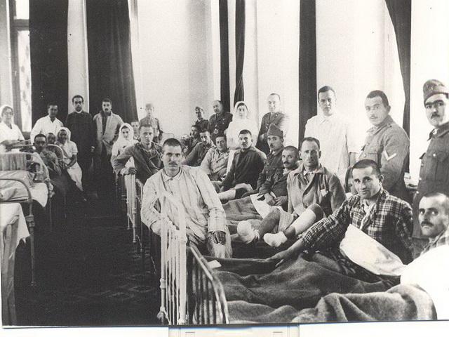 Βολιώτες της προσφοράς στη διάρκεια του πολέμου