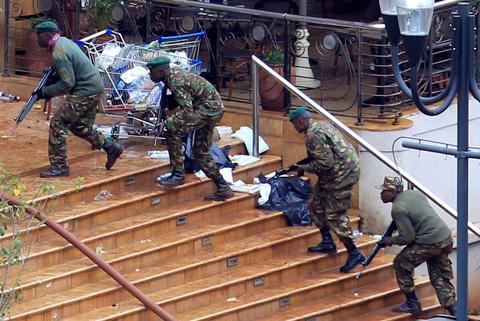 Κένυα: Συνελήφθησαν πέντε άτομα για την επίθεση στο εμπορικό κέντρο