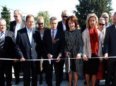 Παραδόθηκε η νέα πλατεία του Ρολογιού στο Βελεστίνο