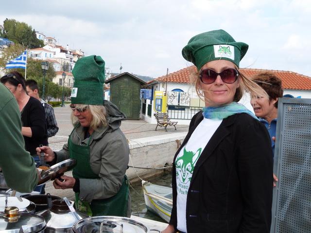 Διαγωνισμός φαγητού διοργανώνεται στη Σκιάθο