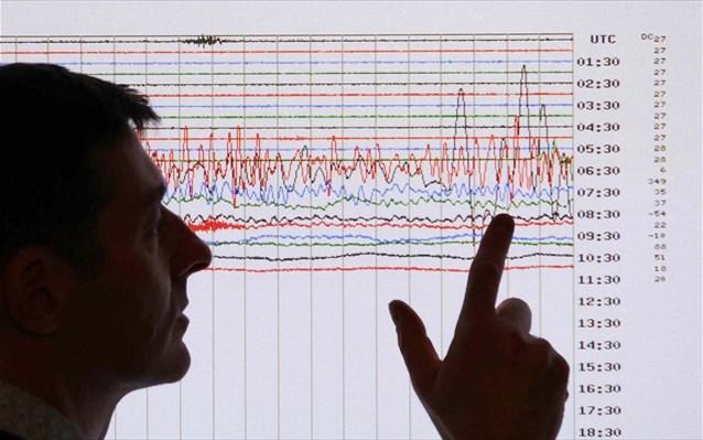 Σεισμός 6,6 Ρίχτερ ανοιχτά της Χιλής