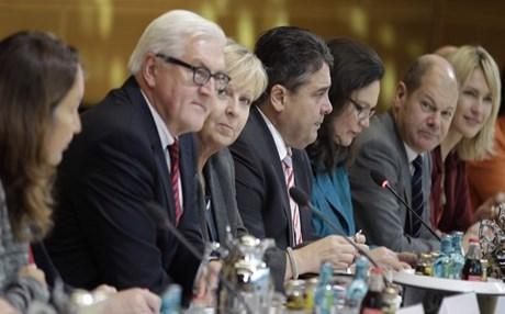 Γερμανία: Κυβέρνηση ως τις 20 Δεκεμβρίου βλέπουν οι Σοσιαλδημοκράτες