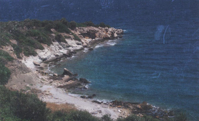 Γρηγόρης Καρταπάνης: Η ακτογραμμή Βόλου - Αλμυρού πριν το 1900