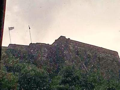 Η γαλανόλευκη στο φρούριο του Αργυροκάστρου μετά από 73 χρόνια