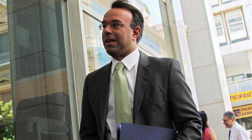 Χρ. Σταϊκούρας: Στους 4 από 12 μήνες μειώθηκε ο χρόνος απονομής συντάξεων