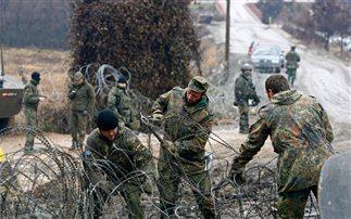 Συλλήψεις υπόπτων στο Κόσοβο για σχεδιασμό τρομοκρατικών επιθέσεων
