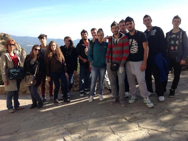 Στη Βαρκελώνη 12 μαθητές  του ΕΠΑΛ Βελεστίνου
