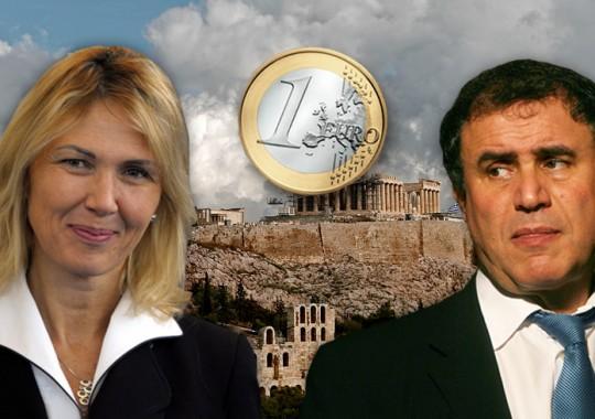 Η οικονομολόγος που κέρδισε τον Ρουμπινί για την καταστροφή της Ελλάδας