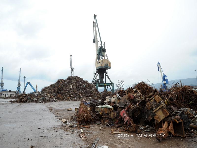 Δεν υπάρχει ένδειξη ραδιενέργειας στο λιμάνι