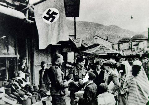 Διοικητής των Ναζί εργαζόταν ως ξυλουργός στη Μινεσότα