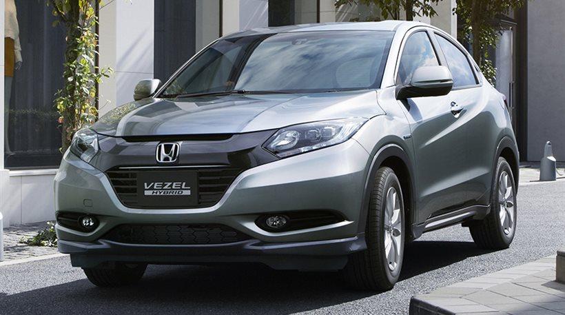 Αποκάλυψη για το μικρό Honda SUV