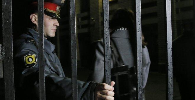 Ρωσία: Ελεύθεροι με εγγύηση οι επτά ακτιβιστές της Greenpeace