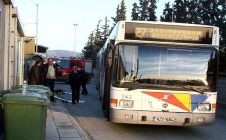 Οδηγός λεωφορείου υπέστη ξυλοδαρμό από τρεις επιβάτες!