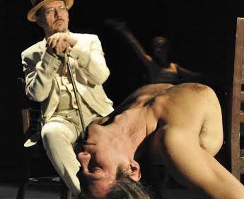 Θεατρική παράσταση « . . . σχεδόν ανεπαισθήτως.»