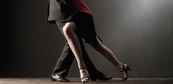 Εγκαίνια σχολής χορού