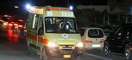 Καραμπόλα στην Εθνική Οδό Λάρισας- Αθήνας