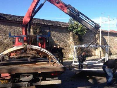 Tρίκαλα: Tο μεγαλύτερο γλειφιτζούρι του κόσμου