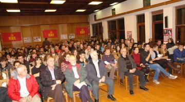 Πολιτική-πολιτιστική εκδήλωση του ΚΚΕ