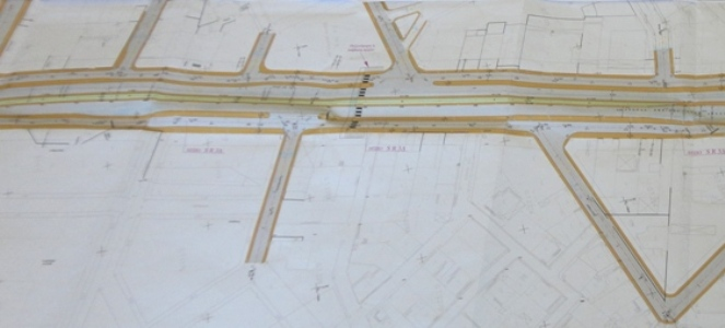 Ανακατασκευάζεται τμήμα της οδού Καραμανλή