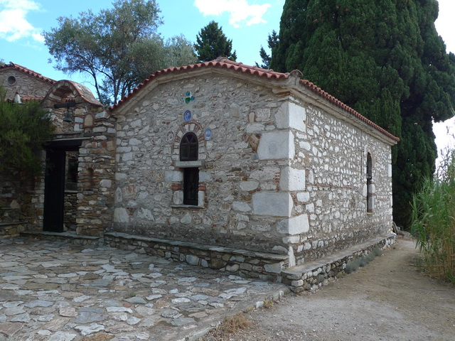 Ανησυχία για μεταβυζαντινό μνημείο