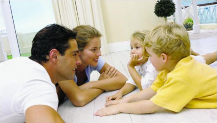 Ομιλία στην Ευξεινούπολη για το ρόλο των γονέων