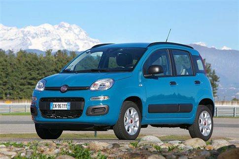 Fiat Panda Natural Power 0.9 ΤwinAir: Επιστροφή στη φύση