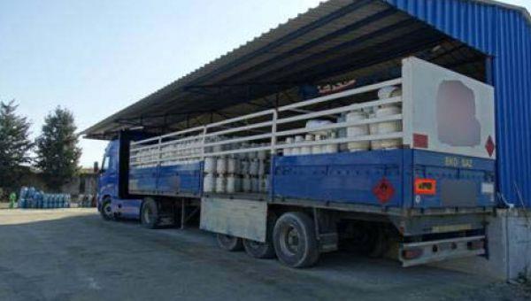 Λάρισα: Ιδιοκτήτης πρατηρίου διακινούσε παράνομα φιάλες υγραερίου